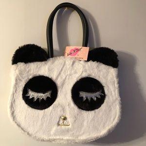 Betsey Johnson Panda Tote/Handbag-NWT